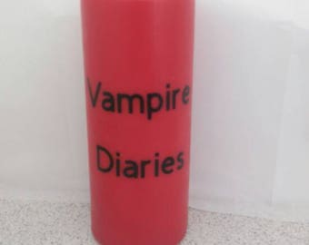 Vampire Diaries Scented candle