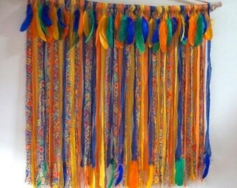 Wall Deco Papagayo