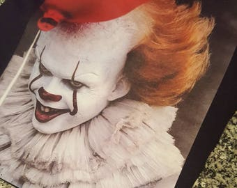 Free Shipping; IT; Pennywise
