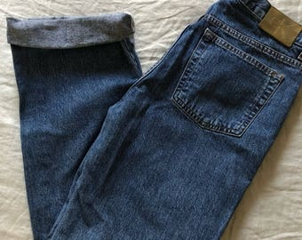 Vintage Calvin Klein Mom Jeans