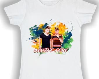 Women's Basic t shirt benji and faith