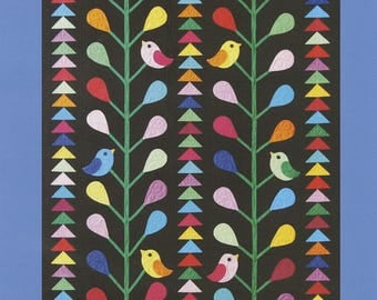 Birds & Geese Quilt Pattern