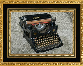Olivetti M40 | Antique Typewriter | Italy 1932 | Macchina da Cucire Antica | Working Condition | FREE Shipping*