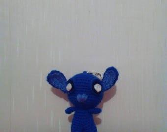 key chain Stitch crochet