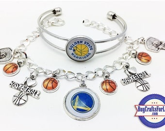 GOLDEN STaTE WARRIORS Bracelets, 2 styles ** FREE SHiPPING **