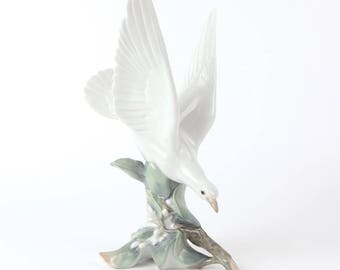 1970 Lladro Turtle Dove Retired in 1998