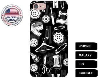 Sewing iPhone Case, Phone Case Sewing, Sewing Phone Case, Protective iPhone Case, iPhone 7 Case, iPhone 6 Case, iPhone 5 Case, Sewing Gifts