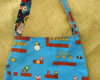 Reversible Mario Bros Bag