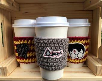 Harry Potter Coffee Cozy/Harry Potter Cozy/Always Coffee Cozy