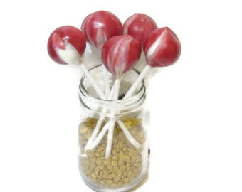 Jamaican Rum Cake Pops :  Party favors for all occasions