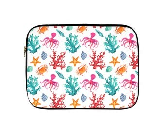 Aquarium Laptop Sleeve, Tablet Sleeve