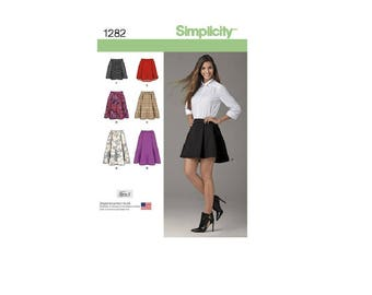 Simplicity 1282 - Skirt Pattern