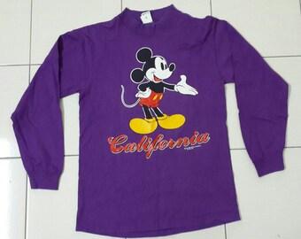 Vintage Sweatshirt Mickey