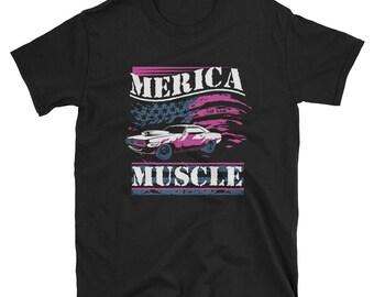 muscle car shirt - muscle car - car shirt - muscle cars - classic car shirt - classic cars - american muscle - vintage car - car gift - cars