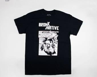 Bronx Native X Creative One Comic (Limited Edition T's)