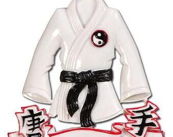 Karate Ornament (Blank)