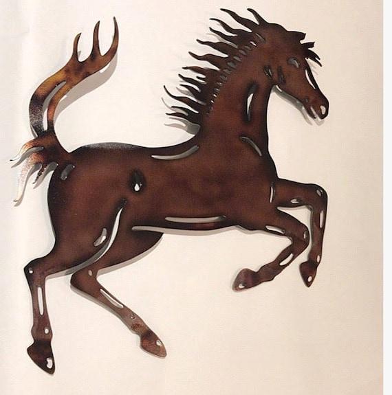 Metal Horse wall art metal wall art horse wall art horse