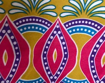African Ankara Wax Print 6yds