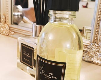 REFILL Reed Room Diffuser - 125ml Luxury Home diffusers