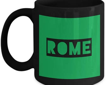 Traveler's Rome Coffee Mug - Rome - Best Gift for Rome Lovers