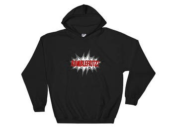 Rumblefritz Hooded Sweatshirt