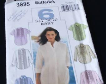 Butterick 3895 Sizes 18-22