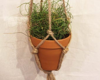Hanging Planter / Bohochic / Home Decor