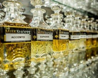 Hajar Al Aswad  Concentrated Perfume Oil / Attar / Fragrance by Khadlaj Perfumes