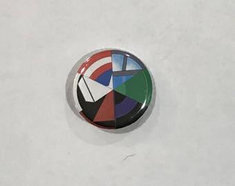 Avengers Pinback Button