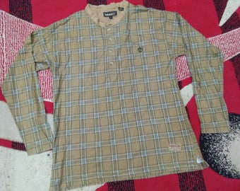 vintage TIMBERLAND LONG SLEEVE t shirt size M