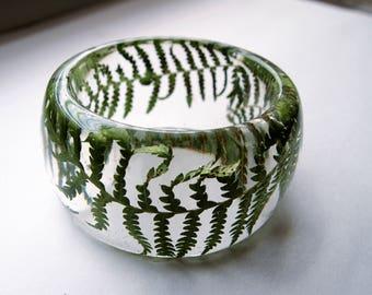 Fern Forest Bangle