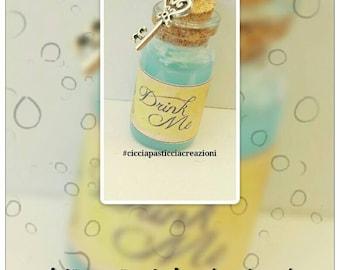 """Alice in Wonderland"" Handmade necklace"