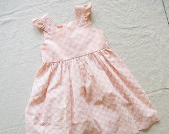 Vintage Girls Dress, 2T
