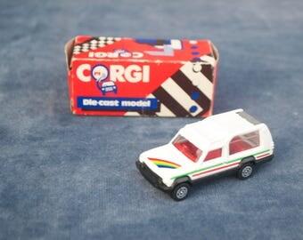 Vintage Corgi Toy Car Matra Rancho BOXED and MINT