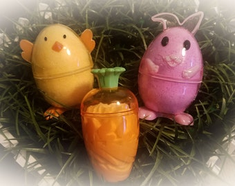 Easter Bunny and Chick Bombs