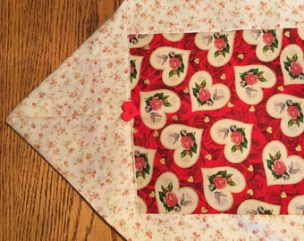 "Valentine Table Runner 68"" X 12"""