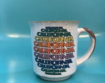 California Coffee Mug