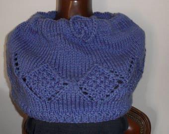 Women's wrap/neck/women's scarf/women's gift idea/acrylic wrap