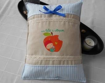 Pillow for nursery