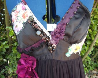 "original dress ""Flowery Miss"""