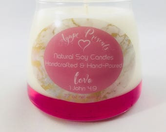 Love - Natural Soy Candle