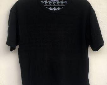 COMME des GARCON Tshirt Vintage Rare Size M