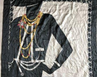 Chanel Scarfs 100% Silks