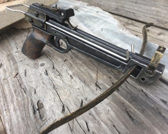 Mini Crossbow Steampunk Accessory