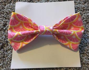 Pink Lemonade Headband