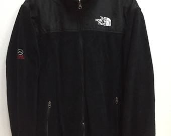 Vintage The North Face Jacket Windbreaker Hiking Snow Wear Summit Series Gore-Tex Grey Black Colour Style Protection Cold