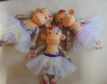 New Ballerina Monkeys!