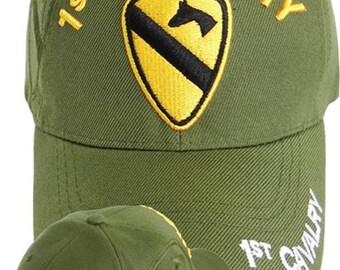 1st Cavalry Division Cap