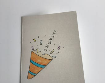 Celebration Greeting Card