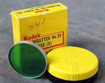 Kodak Wratten X1 Filter VI with Box